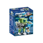 Playmobil ® Super 4 Cleano Robot 6693