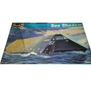 Revell Us Navy Sea Shadow 1:144 Scale Model Kit Skill 2