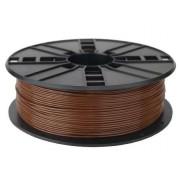 Gembird PETG filament za 3D štampač kotur 1KG/1.75mm boja drveta (3DP-PLA1.75-01-WD)