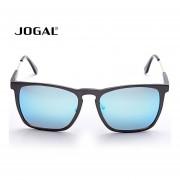 Diseño JOGAL Hombre gafas de sol de marco cuadrado de aluminio magnesio Procting Sun Ray