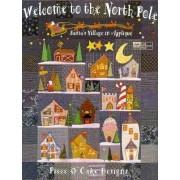 Welcome to the North Pole: Santa's Village in Applique