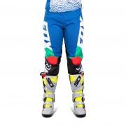 FOX Pantalones de Cross Fox 180 Mujer Azules MX 18