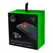 Razer Pbt Kit de actualización para teclados mecánicos y ópticos, Color Negro Mate, Negro clásico