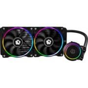 Cooler Procesor cu lichid ID-Cooling Chromaflow 240 RGB