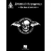 Hal Leonard - Avenged Sevenfold: The Best Of 2005-2013