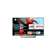Smart TV Sony 75 XBR-75X905E 4K LED Ultra HD HDR Android Wi-Fi 3 USB 4 HDMI Motionflow 960 Triluminos e X-Reality PRO