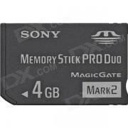 sony MSMT4G / TQ1 4GB memory stick produo