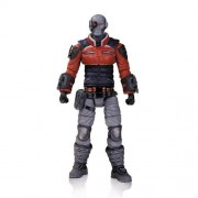 Action Figure 7-61941-31940-7 Batman Arkham Origins Series 2 Deadshot Action Figure by DC Comics