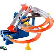 Hot Wheels Factory Raceway Play Set, Multi Color