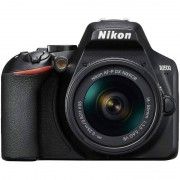 Nikon D3500 24MP Bluetooth + Objetiva AF-P 18-55mm F3.5/5.6 VR