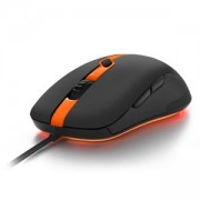 Геймърска мишка Sharkoon SHARK Force Pro Orange, 13646