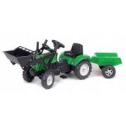 Tractor Falk Lander Z160X remorcă