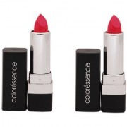 Coloressence Mesmerising Lip Color (Forever Rose) LC-75 Pack of 2 Lipsticks