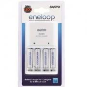 MQN04-E-4-4UTGB Eneloop ( 4 x AAA )