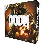 Doom Brettspiel Brettspiel-Mehrfarbig - Offizieller & Lizenzierter Fanartikel Onesize Unisex