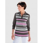 Paola Pull-over Paola Taupe::Gris clair