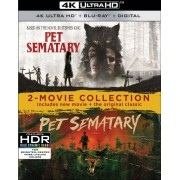 Pet Sematary: 2-Movie Collection (1989/2019) [Includes Digital Copy] [4K Ultra HD Blu-ray/Blu-ray]