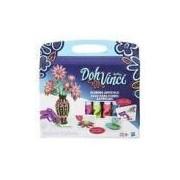 Conjunto Dohvinci - Vaso De Flores - Hasbro