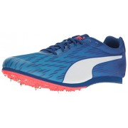 PUMA Men's Evospeed Star 5 Soccer Shoe, Blue Danube/True Blue/Puma White, 7. 5 M US