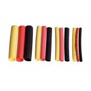 Tuburi termocontractante Set 1 1.5 5.0 mm 34 buc set