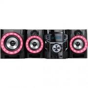 MINI SYSTEM SEMP TOSHIBA 900w CD Player Rádio FM USB MP3