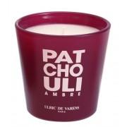 Candela Parfumata Luxury Edition ULRIC DE VARENS Patchouli Ambre