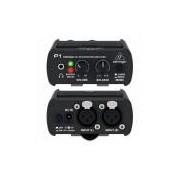 Amplificador de Fone In Ear Monitor Powerplay P1 Behringer