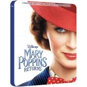 Disney El regreso de Mary Poppins - Steelbook Edición Limitada Exclusivo de Zavvi (Edición UK)
