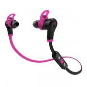 SMS AUDIO SMS SYNC by 50 Cent Bluetooth In-Ear Sport Kopfhörer Pink Pink