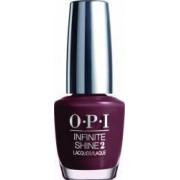 Lac de unghii OPI Infinite Shine Stick To Your Burgundies 15ml