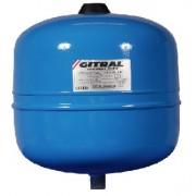 Vas de hidrofor vertical Gitral Blue GBV 24 -24lt. (fara picioare)