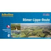 Fietsgids Bikeline Römer-Lippe-Route   Esterbauer