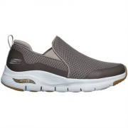 Skechers Mens Arch Fit Banlin Taupe