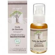 Laboratoire du Haut Ségala Huile de Baobab 50ml - Régénérante Cheveux
