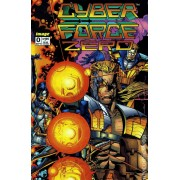 Cyber force comic books issue 0