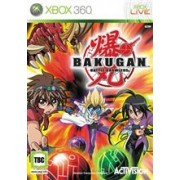 Bakugan Battle Brawlers Xbox360