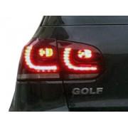 Feux LED Volkswagen Golf 6 2008 - Fumé