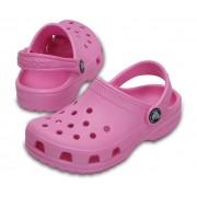 F Papuci Crocs Classic copii f roz petal