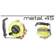 Carretilha mergulho Dive Reel alça metal 45metros