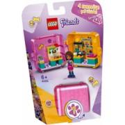 LEGO Friends Cubul de joaca de cumparaturi al Andreei No. 41405