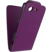 Xccess Flip Case Sony Xperia Z3 Compact Purple - Xccess