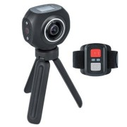 Forever SC-500 4K Sports Camera met Tripod Stand