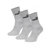 PUMA 3-Pack Sport Socks Grey