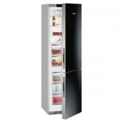 Combina frigorifica Liebherr CBNPgb 4855 Gama Premium 344 litri Clasa A+++ NoFrost DuoCooling Negru