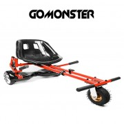 GoMonster Hoverkart Daytona Red