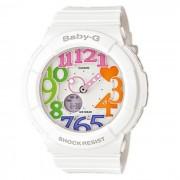 senoras de la serie de neon iluminador de Baby-G reloj casio g-shock BGA - 131-7B3