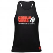 Gorilla Wear Classic Tank Top Zwart - L