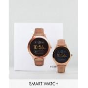Fossil Смарт-часы Fossil Q FTW6005 Venture - Рыжий