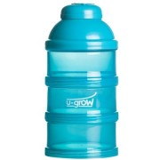 Container lapte praf U-Grow A-1016 cu 3 compartimente