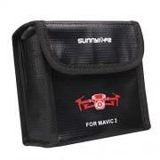 SM SunniMix Lipo Batería De Carga Y Almacenamiento Bolsa Segura Saco De Protección para dji Mavic 2 Pro Y Zoom Segundo